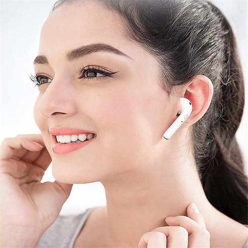 In Ear Earphone Mini Sport Stereo Handsfree Bluetooth Earphone Wireless Headphones (2)