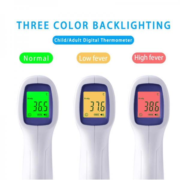 Infrared Thermometer Non Contact Professional Digital Laser Temperature For Adult And Baby (1)