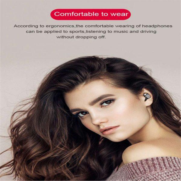 Led Display Earphones 8d Stereo Surround Waterproof Headphones Tws 5.0 Earbuds (12)