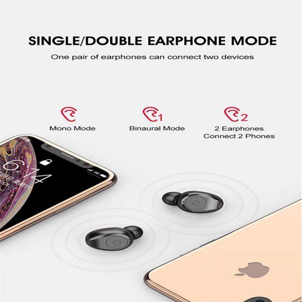 Led Display Earphones 8d Stereo Surround Waterproof Headphones Tws 5.0 Earbuds (6)