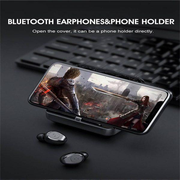 Led Display Earphones 8d Stereo Surround Waterproof Headphones Tws 5.0 Earbuds (8)