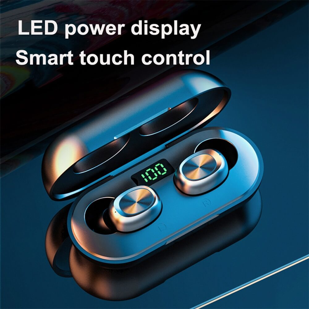 Led Display Waterproof Tws Wireless Earbuds Noise Cancellation Ipx5 Hi Fi Stereo Sound Headphones (10)