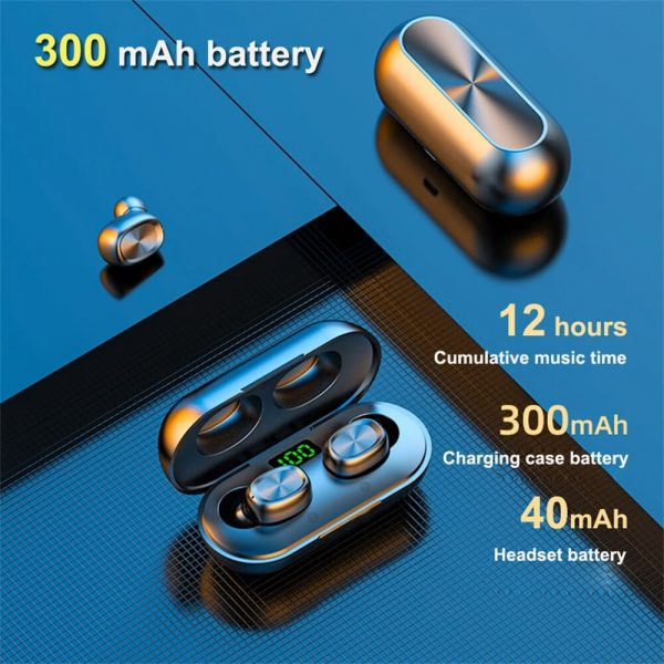 Led Display Waterproof Tws Wireless Earbuds Noise Cancellation Ipx5 Hi Fi Stereo Sound Headphones (8)