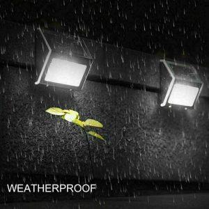 Led Solar Power Light Pir Motion Sensor Security Outdoor Garden Wall Lamp Uk (7)