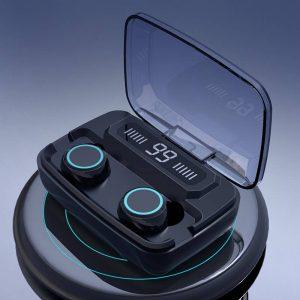 M11 Wireless Blutooth 5.0 Earphones Earbuds Wireless Gaming Headset Waterproof Earphone (3)