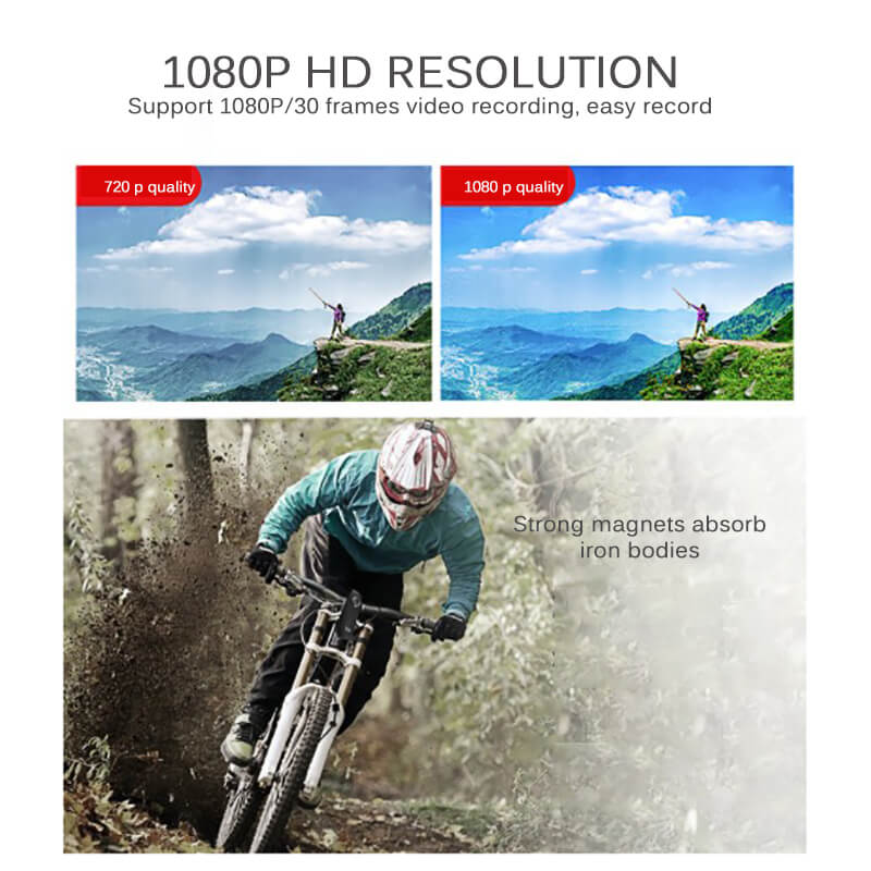 Mini Digital Camera Full Hd 1080p Camera Dash Cam Wide Angle For Teaching Motion Camera (6)