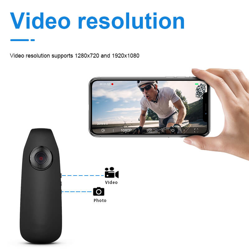 Mini Digital Camera Full Hd 1080p Camera Dash Cam Wide Angle For Teaching Motion Camera (9)