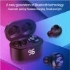 Mini Earbuds With Mic Headphone Stereo Headset Wireless Earphone (6)