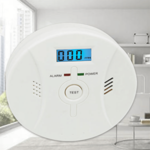 Mini Smoke Alarm For Home High Sensitivity Stand Alone Wireless Smoke Detector (1)