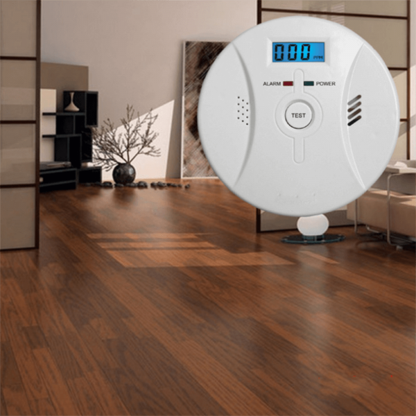 Mini Smoke Alarm For Home High Sensitivity Stand Alone Wireless Smoke Detector (4)