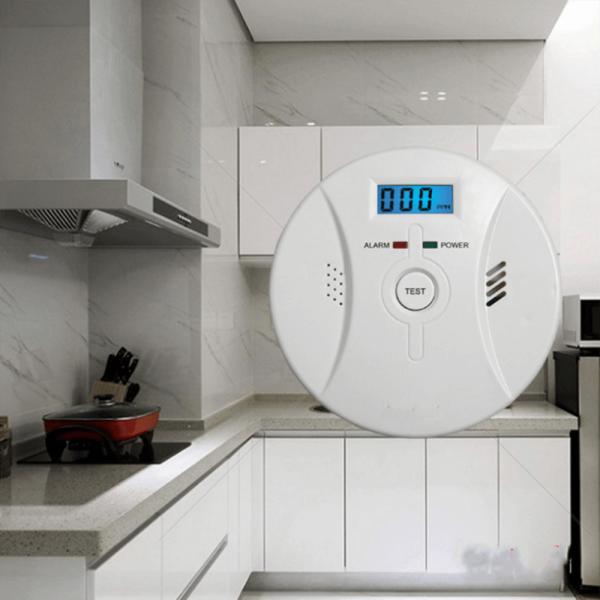 Mini Smoke Alarm For Home High Sensitivity Stand Alone Wireless Smoke Detector (7)