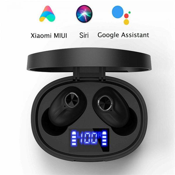 Mini Tws Bluetooth 5.0 Earbuds True Wireless Stereo Earphones Headphones 2021 (4)