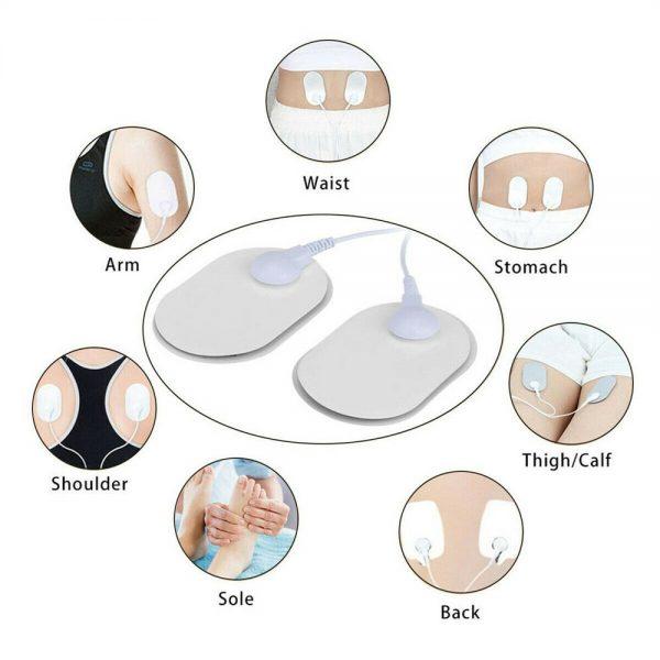 Neck Massager Intelligent Electric Pulse Back Cervical Care Spine Pain Massage (5)