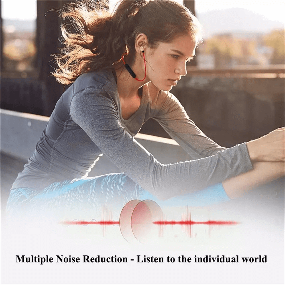 Neckband Magnetic Earphone Active Noise Cancelling Wireless Gaming Headset Stereo Earbuds (1)