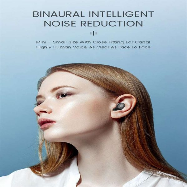 New Tws Bluetooth 5.0 Wireless Headphones In Ear Earphones Mini Headset Earbuds (10)
