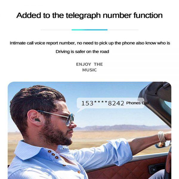 New Tws Bluetooth 5.0 Wireless Headphones In Ear Earphones Mini Headset Earbuds (5)
