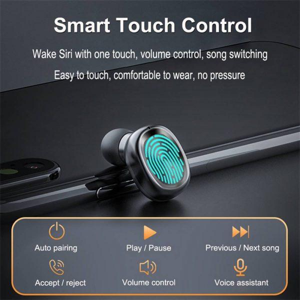 New Tws Bluetooth 5.0 Wireless Headphones In Ear Earphones Mini Headset Earbuds (9)
