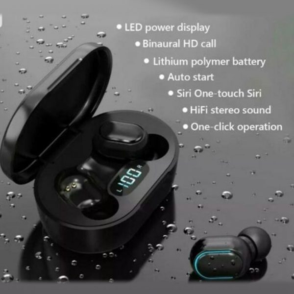 New Tws Wireless Bluetooth 5.0 Earphones Ear Pods Earbuds Headset For Ios Android Uk (1)