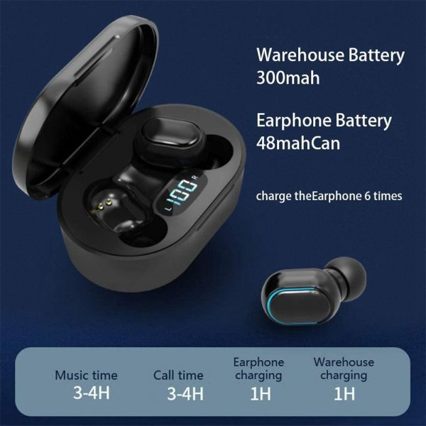 New Tws Wireless Bluetooth 5.0 Earphones Ear Pods Earbuds Headset For Ios Android Uk (13)