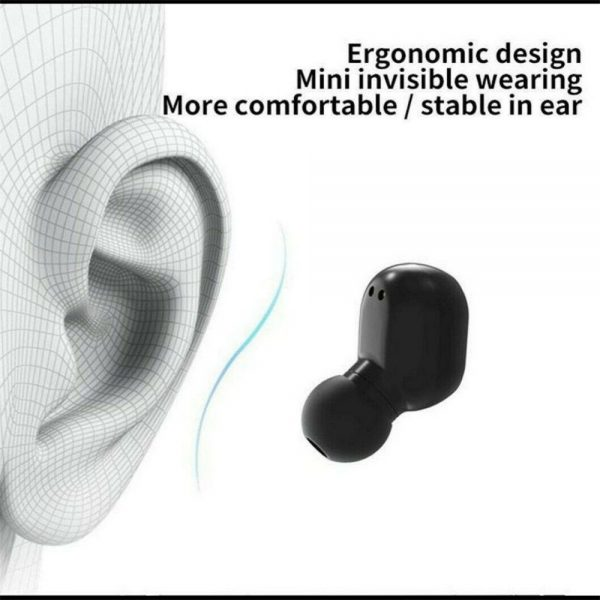 New Tws Wireless Bluetooth 5.0 Earphones Ear Pods Earbuds Headset For Ios Android Uk (7)