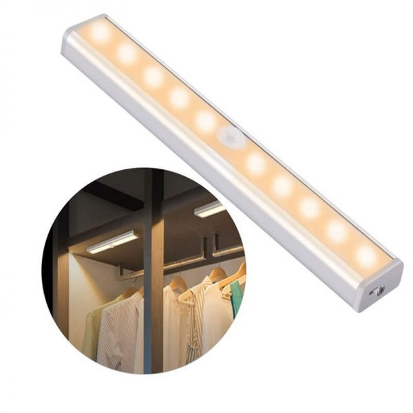 Pir Led Motion Sensor Light Led Closet Light Night Lights With Pir Motion Sensor (3)