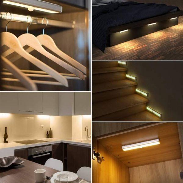 Pir Led Motion Sensor Light Led Closet Light Night Lights With Pir Motion Sensor (5)