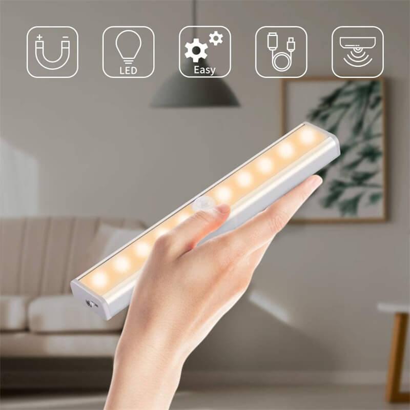 Pir Led Motion Sensor Light Led Closet Light Night Lights With Pir Motion Sensor (7)
