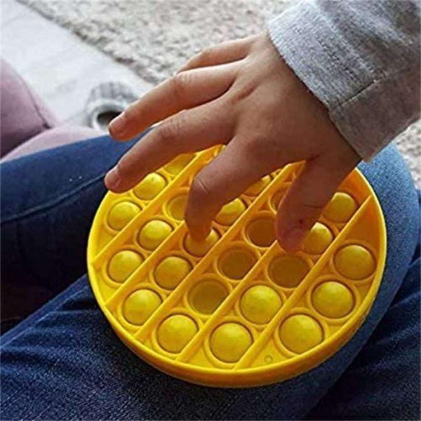 Pop Its Fidget Toy Push Bubble Sensory Stress Relief Kids Tiktok Family Games (6)