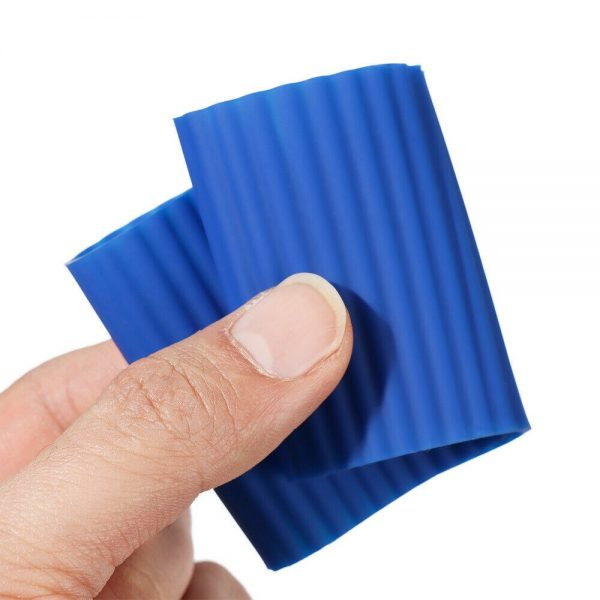 Silicone Cup Sleeve Insulation Anti Fall Non Slip Thermos Bottle Sleeves Uk (13)