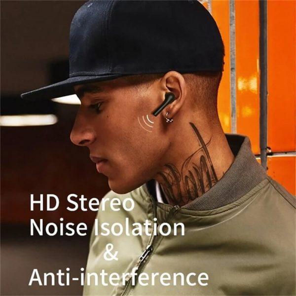 Smart Gaming Headphone Wireless Earphone Sport Earphone Game Mode Tws Earbuds With Mic (9)