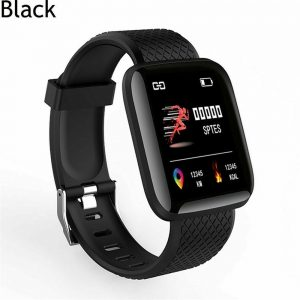 Smart Watch Band Sport Activity Fitness Tracker For Kids Fit Bit Android Ios Uk (13)