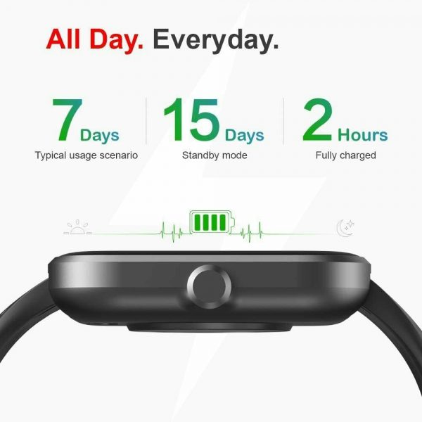 Smart Watch Band Sport Activity Fitness Tracker For Kids Fit Bit Android Ios Uk (4)