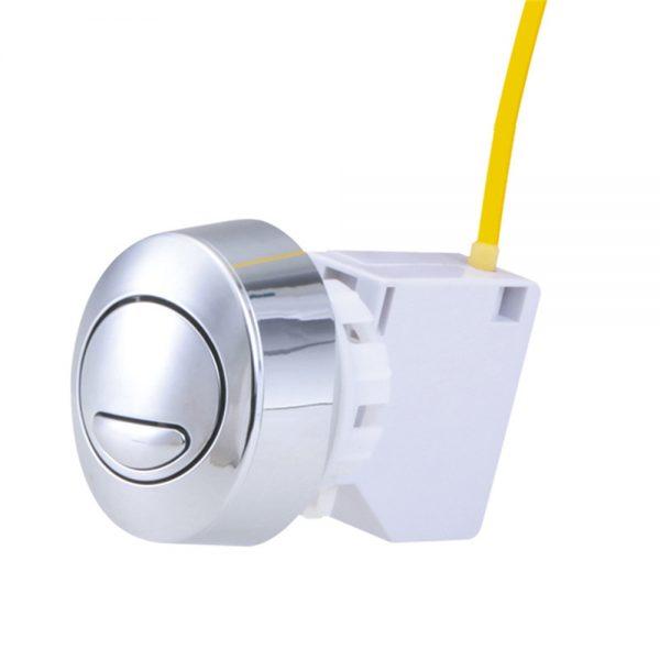 Toilet Flush Valve Button Cistern Dual Push Flush Siphon Fill Bottom Side Entry (2)