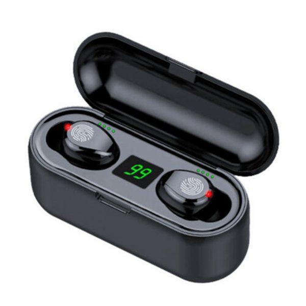 Tws Wireless Earbuds Bluetooth 5.0 Earphonesheadphonesearbuds Led Display (12)