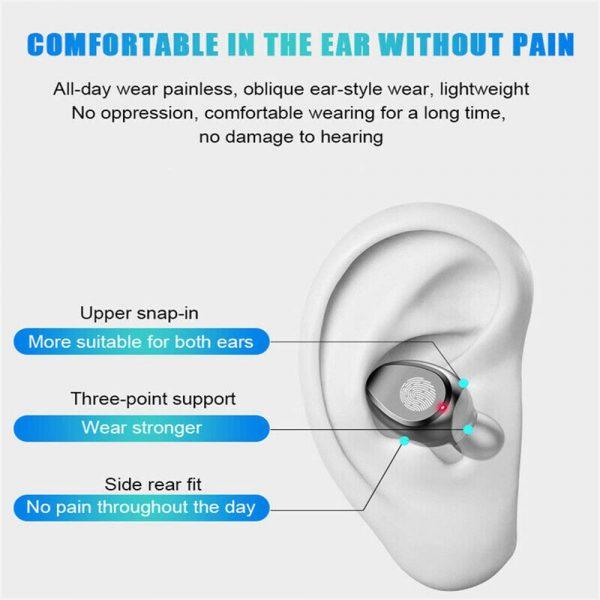 Tws Wireless Earbuds Bluetooth 5.0 Earphonesheadphonesearbuds Led Display (18)