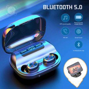 Tws Wireless Earphones Headphones Bluetooth In Ear Earbuds For Iphone Samsung Uk (19)