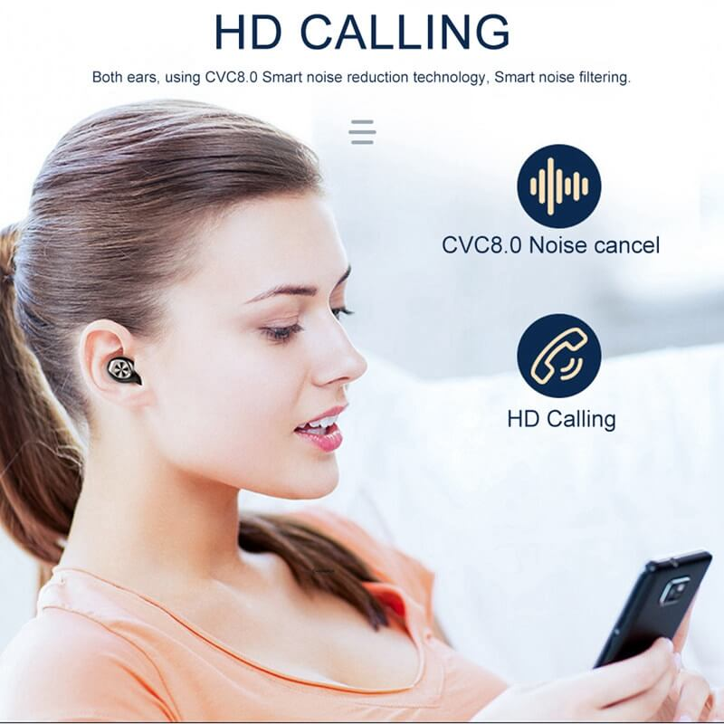 Touch Control Stereo Earphones Charging Case 3 Lcd Led Battery Display With Microphone Sports Earphones (11)