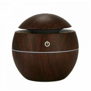 Usb Quiet Led Car Humidifier Air Purifier Essential Oil Aroma Diffuser (17)