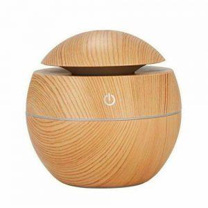 Usb Quiet Led Car Humidifier Air Purifier Essential Oil Aroma Diffuser (18)