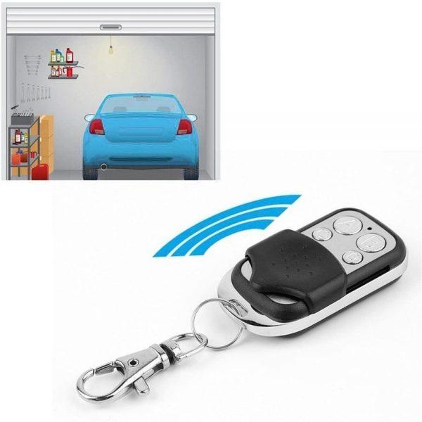 Universal Garage Door Cloning Remote Control Key Fob 433mhz Gate Copy Code (1)