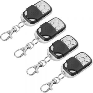 Universal Garage Door Cloning Remote Control Key Fob 433mhz Gate Copy Code (2)