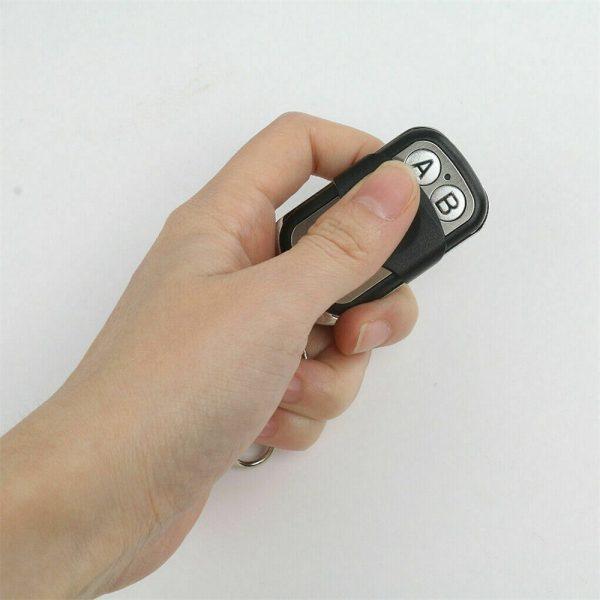 Universal Garage Door Cloning Remote Control Key Fob 433mhz Gate Copy Code (6)