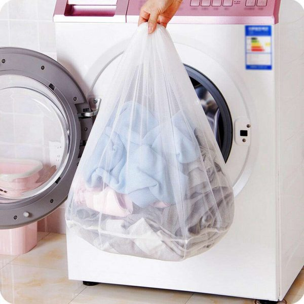 Washing Machine Mesh Net Bags Laundry Bag Large Thickened Wash Bags Reusable (14)