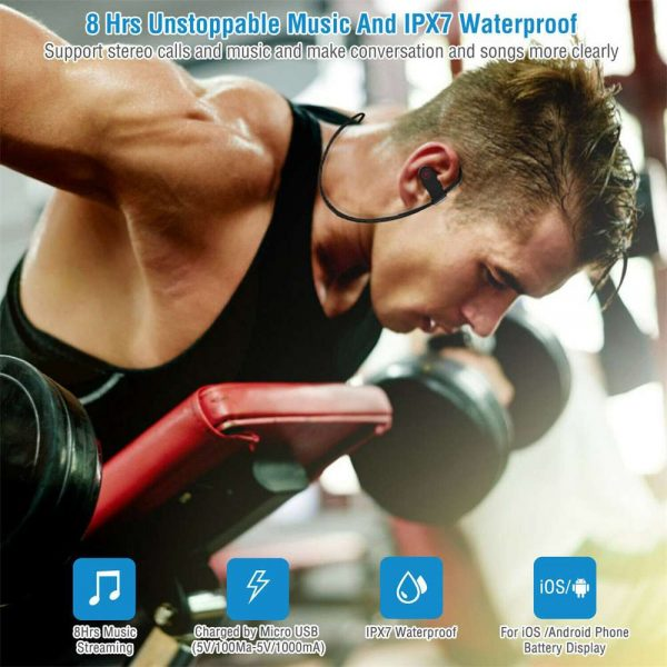 Waterproof Bluetooth Earbuds Beats Sports Wireless Headphones In Ear Headsets (11)