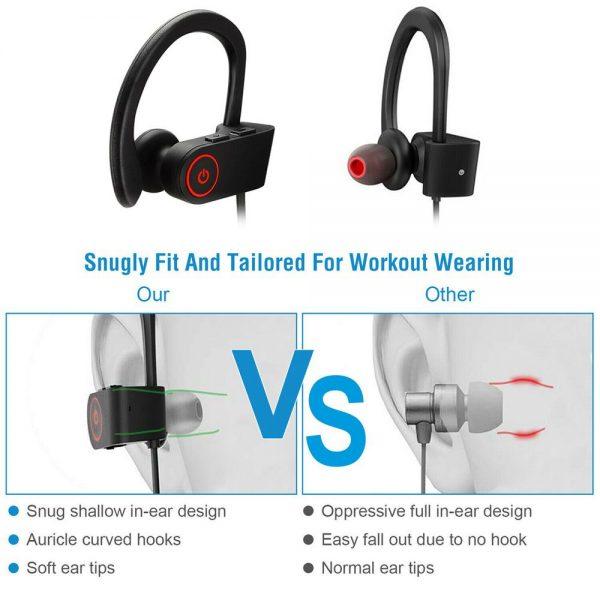 Waterproof Bluetooth Earbuds Beats Sports Wireless Headphones In Ear Headsets (15)