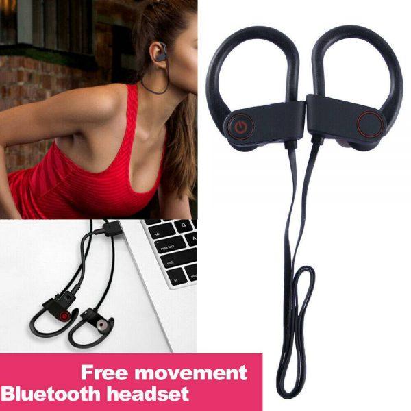Waterproof Bluetooth Earbuds Beats Sports Wireless Headphones In Ear Headsets (5)