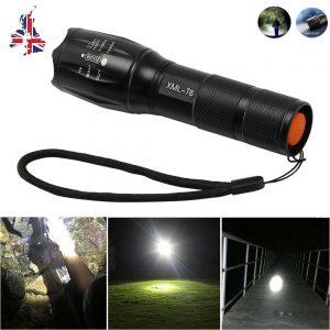 Waterproof Headlight Super Bright Head Torch Led Usb Headlamp Fishing Camping (2)