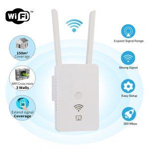 Wifi Range Extender Internet Signal Booster Router Wireless Enhancer Repeater (1)