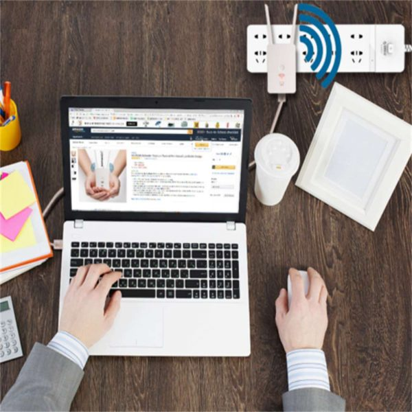 Wifi Range Extender Internet Signal Booster Router Wireless Enhancer Repeater (3)