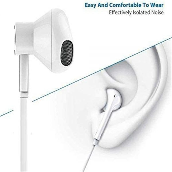 Wired Bluetooth Headphones Earphones Headset For Iphone 7 8 X Xs Max 11 Pro 12 (3)